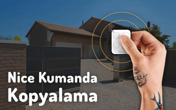 Nice Kumanda Kopyalama