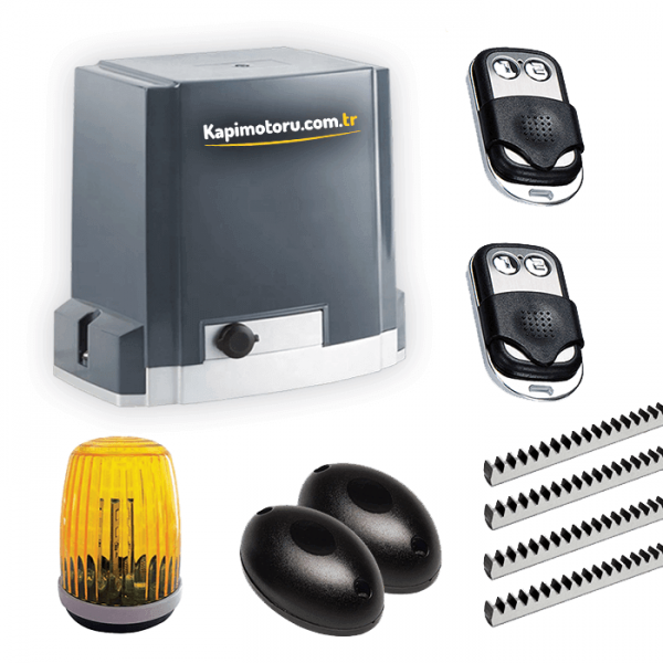 Cuppon CSG600 Kapı Motoru (Kit Paket)