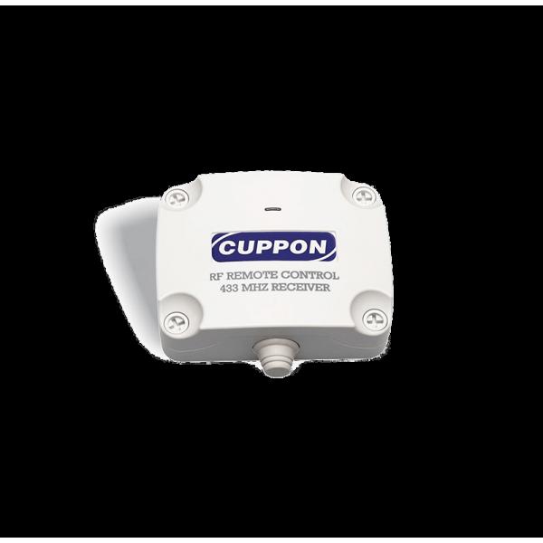 Cuppon TR-22 Plus Trafolu Alıcı