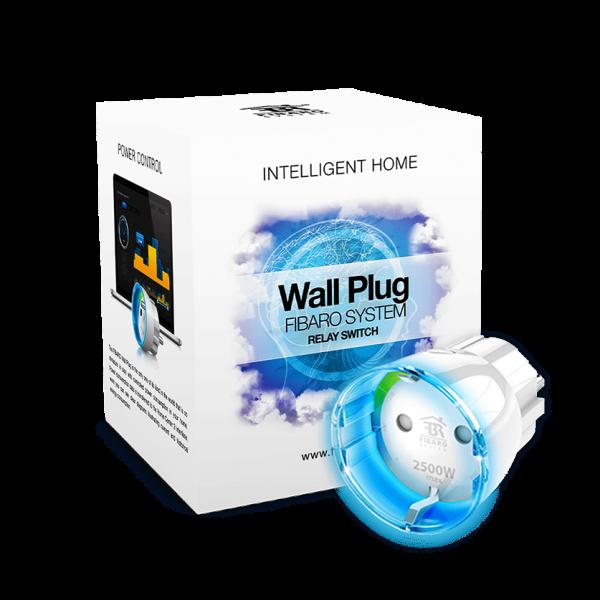 Fibaro Akıllı Priz (Wall Plug)