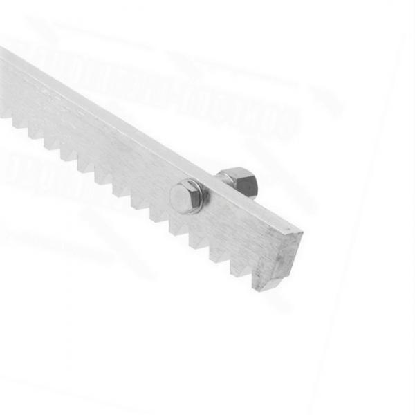 Çelik Kremayer Dişli 8MM. (1 Metre Tek)
