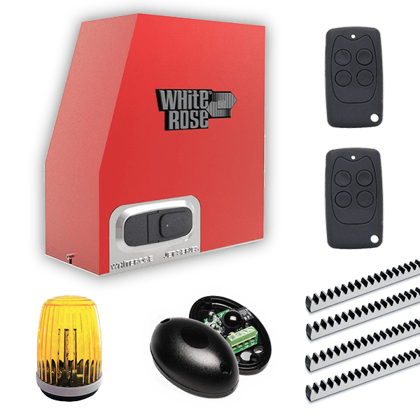 White Rose Jet 3000 Kapı Motoru (Kit Paket)