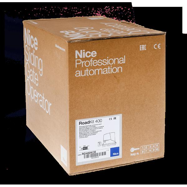 Nice Road 400 Kapı Motoru (Kit Paket)