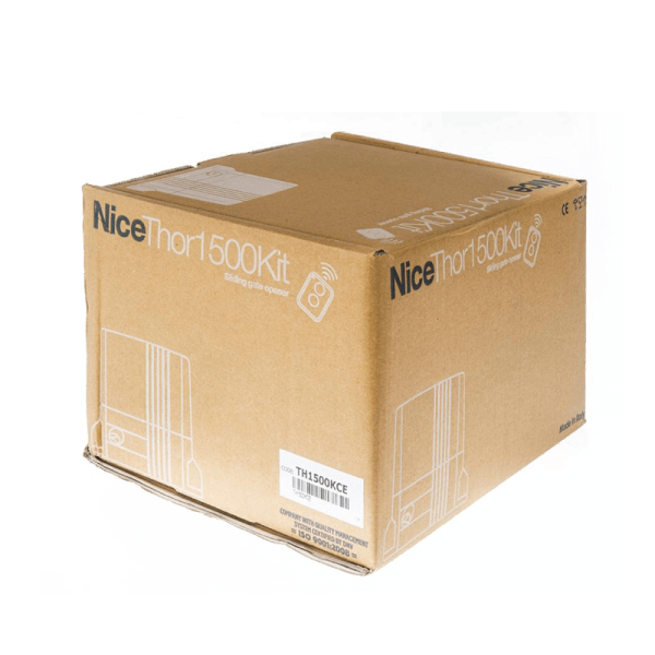 Nice Thor 1500 Kapı Motoru (Kit Paket)