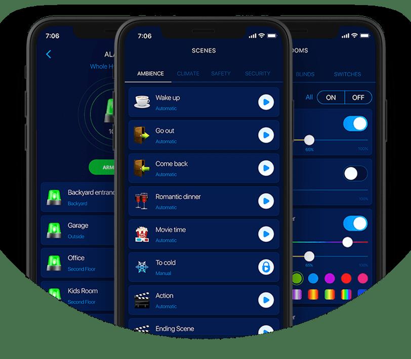 Fibaro Mobil Uygulama
